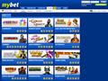 Mybet Casino - Website legal in Deutschland