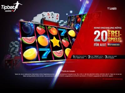 Logiciel Tipbet Casino